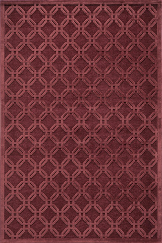 Momeni - Nepalese Solids Rug in Red - PN-08 RED