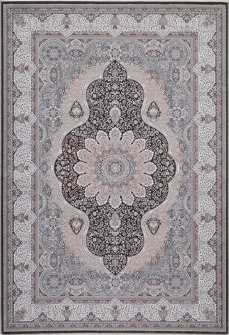 Image of Renaissance Rug in Charcoal