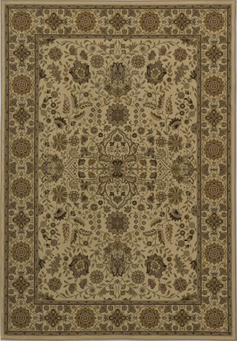 Image of Royal Rug in Ivory