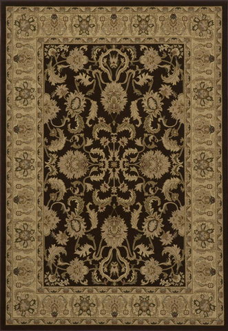 Image of Royal Rug in Brown