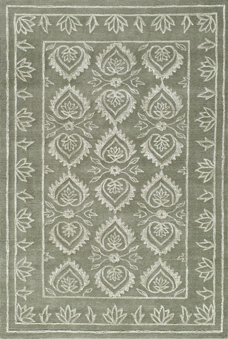 Image of Sensations Rug in Olive