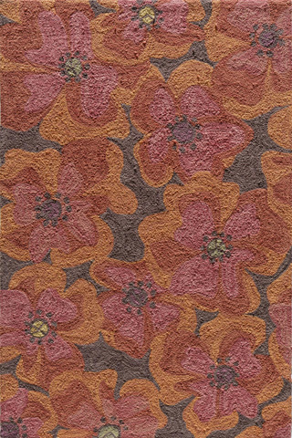 Image of Summit Rug in Raspberry