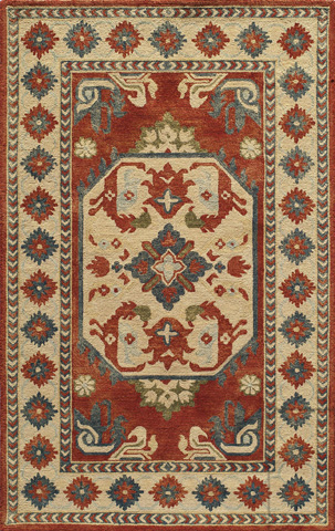 Image of Tangier Rug in Ivory