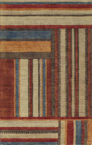 Image of Tangier Rug in Multi