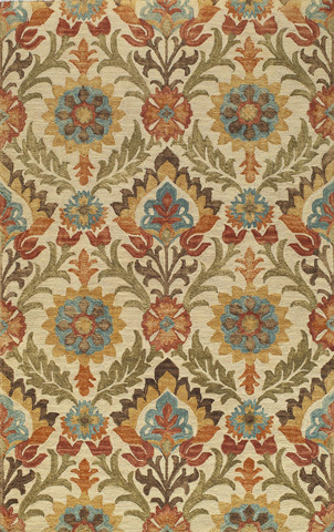 Momeni - Tangier Rug in Gold - TAN-09 GOLD
