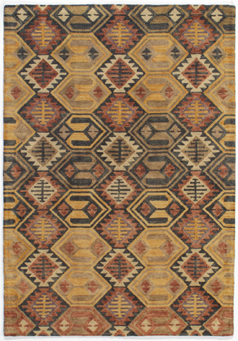 Momeni - Tangier Rug in Black - TAN-18 BLACK