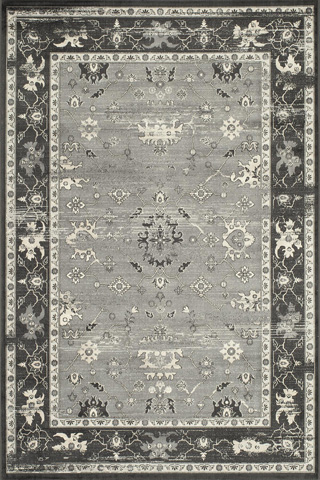 Image of Vogue Rug in Charcoal