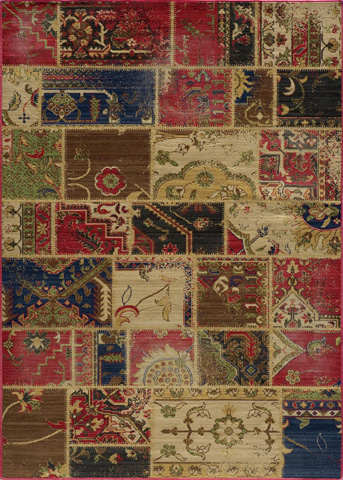 Image of Vintage Rug in Multi