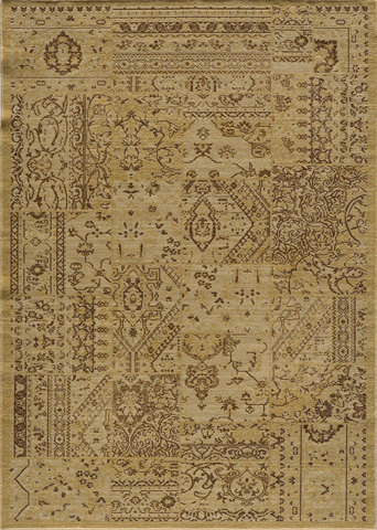 Image of Vintage Rug in Sand