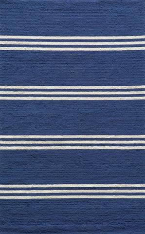 Image of Veranda Rug in Blue