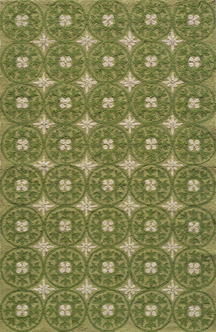 Image of Veranda Rug in Grass