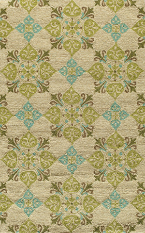 Image of Veranda Rug in Beige