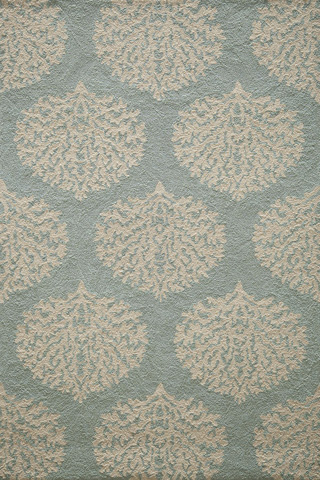 Image of Veranda Rug in Blue