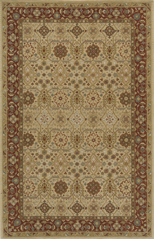 Image of Zarin Rug in Gold