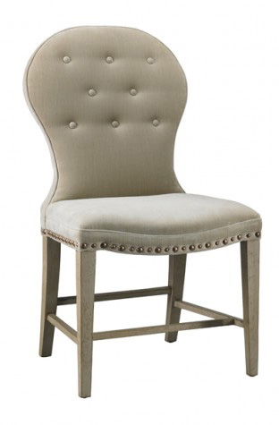 Mr. and Mrs. Howard by Sherrill Furniture - Mongolfier Armless Chair - H310AC