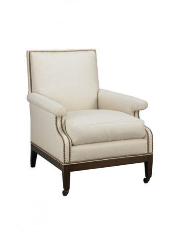 Mr. and Mrs. Howard by Sherrill Furniture - Cantilevered Chair - H402C