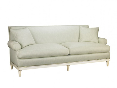 Mr. and Mrs. Howard by Sherrill Furniture - Paris Sofa - H720S
