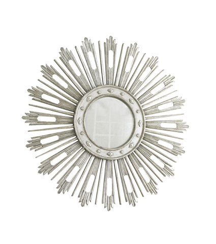 Mr. and Mrs. Howard by Sherrill Furniture - Mirror Soleil - MH16342-90