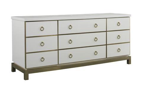 Mr. and Mrs. Howard by Sherrill Furniture - Modish Dresser - MH16531-90