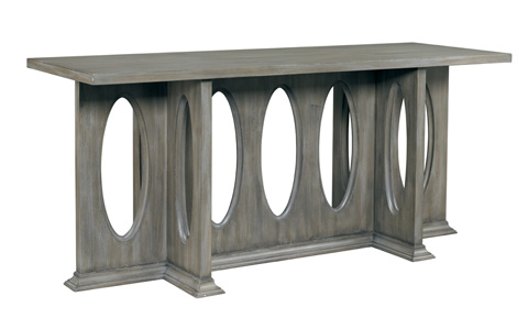 Mr. and Mrs. Howard by Sherrill Furniture - Fowler Console Table - MH18031
