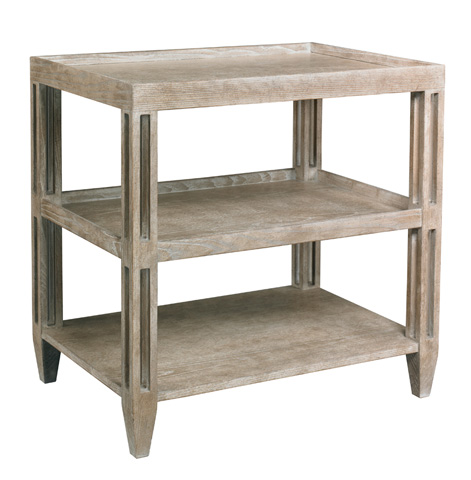 Mr. and Mrs. Howard by Sherrill Furniture - Ronnie Side Table - MH18320