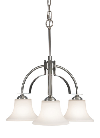 Feiss - Three - Light Kitchen Chandelier - F2250/3BS