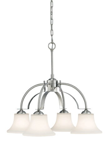 Feiss - Four - Light Kitchen Chandelier - F2251/4BS