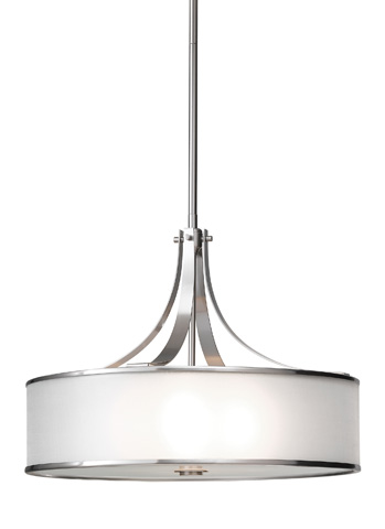Feiss - Four - Light Large Pendant - F2343/4BS