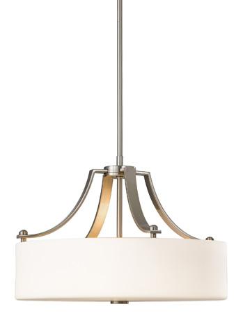 Feiss - Three - Light Uplight Chandelier - F2404/3BS