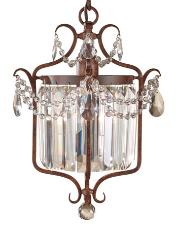 Feiss - One - Light Mini Duo Chandelier - F2473/1MBZ
