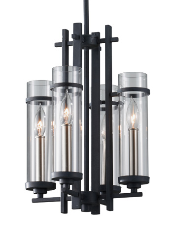 Feiss - Four - Light Mini Chandelier - F2627/4AF/BS
