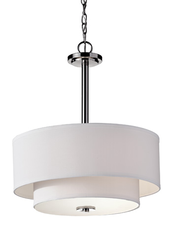 Feiss - Three - Light Pendant - F2770/3PN