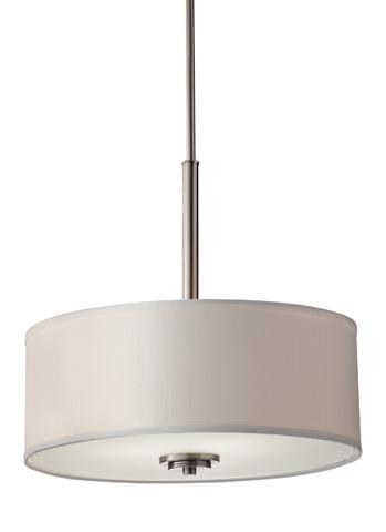 Feiss - Three - Light Pendant - F2771/3BS