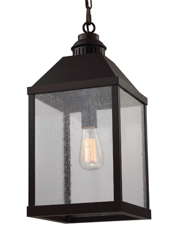 Feiss - One - Light Lumiere' Mini Chandelier - F2959/1ORB