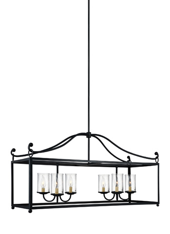 Feiss - Six - Light Island Chandelier - F2971/6AF