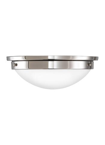 Feiss - Two - Light Indoor Flush Mount - FM228BS/PN