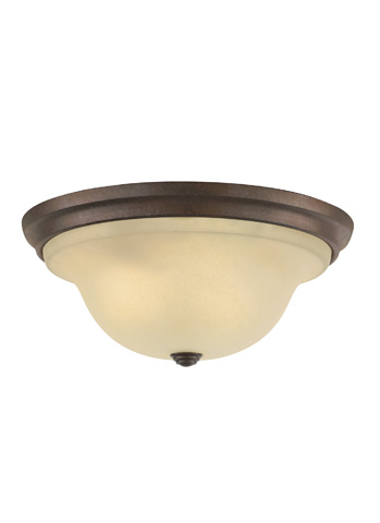 Feiss - Two - Light Indoor Flush Mount - FM251CB