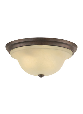 Feiss - Three - Light Indoor Flush Mount - FM252CB