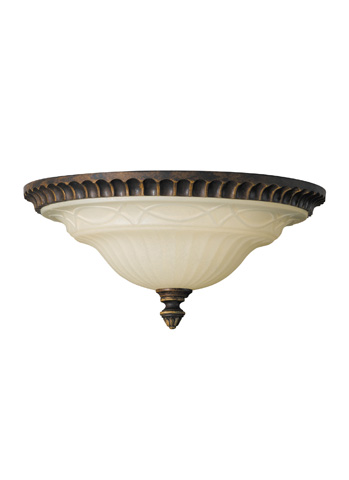 Feiss - Two - Light Indoor Flush Mount - FM269WAL