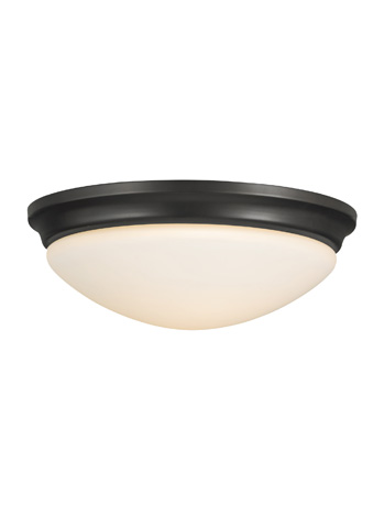 Feiss - Two - Light Indoor Flush Mount - FM273ORB-LED