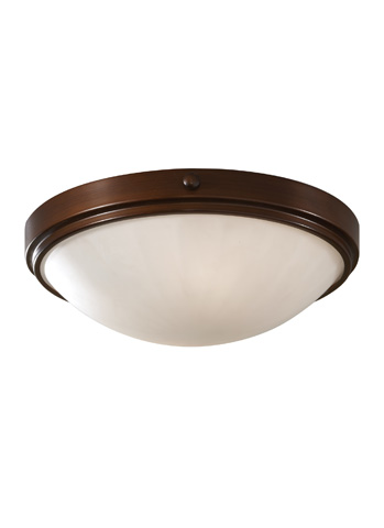 Feiss - Two - Light Indoor Flush Mount - FM352HTBZ