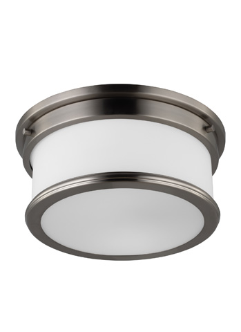 Feiss - Two - Light Payne Flush Mount - FM399BS