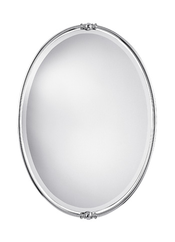 Feiss - Polished Nickel Mirror - MR1044PN