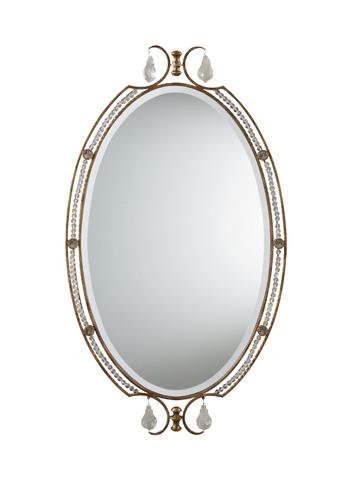 Feiss - Oxidized Bronze Mirror - MR1106OBZ