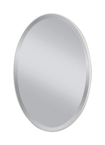 Feiss - White Matte Mirror - MR1126WM