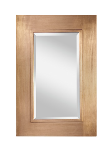 Feiss - Silver Leaf Patina Mirror - MR1140SLP