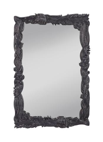 Feiss - Hi Gloss Black Mirror - MR1209HGB