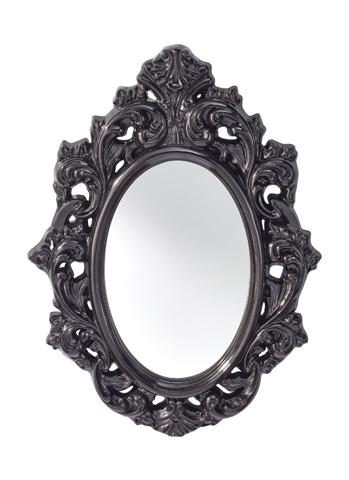 Feiss - Hi Gloss Black Mirror - MR1224HGB