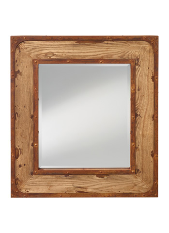 Feiss - Natural Oak Mirror - MR1227NO