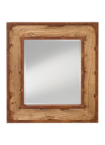 Feiss - Natural Oak Mirror - MR1227NO